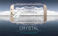 Защитная пленка Nillkin Crystal для Samsung Galaxy A7 (2017) (A720)