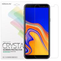 Защитная пленка Nillkin Crystal для Samsung Galaxy J4+ (2018)