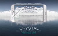 Купить Защитная пленка Nillkin Crystal для Samsung Galaxy J5 (2016) (J510F)