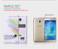 Купить Защитная пленка Nillkin Crystal для Samsung J700H Galaxy J7 / J701 Galaxy J7 Neo