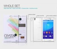 Купить Защитные плёнки, Защитная пленка Nillkin Crystal для Sony Xperia M4 Aqua