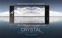 Купить Защитная пленка Nillkin Crystal для Sony Xperia XZ1 / XZ1 Dual