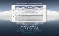 Защитная пленка Nillkin Crystal для Sony Xperia Z5