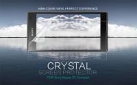 Купить Защитная пленка Nillkin Crystal для Sony Xperia Z5 compact