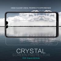 Защитная пленка Nillkin Crystal для Xiaomi Mi 8 Lite / Mi 8 Youth (Mi 8X)