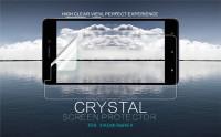 Защитная пленка Nillkin Crystal для Xiaomi Redmi 4 / Redmi 4 Pro / Redmi 4 Prime