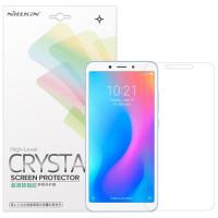 Защитная пленка Nillkin Crystal для Xiaomi Redmi 6 / Redmi 6A