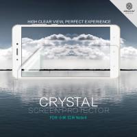 Защитная пленка Nillkin Crystal для Xiaomi Redmi Note 4X / Note 4 (SD)