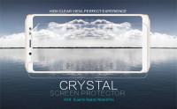 Захисна плівка Nillkin Crystal для Xiaomi Redmi Note 5 Pro / Note 5 (AI Dual Camera)