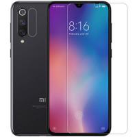 Защитная пленка Nillkin Crystal (+ пленка на зад. камеру) для Xiaomi Mi 9