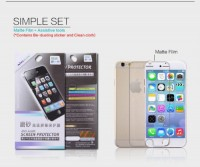 """Защитная пленка Nillkin для Apple iPhone 6/6s (4.7"""")"""