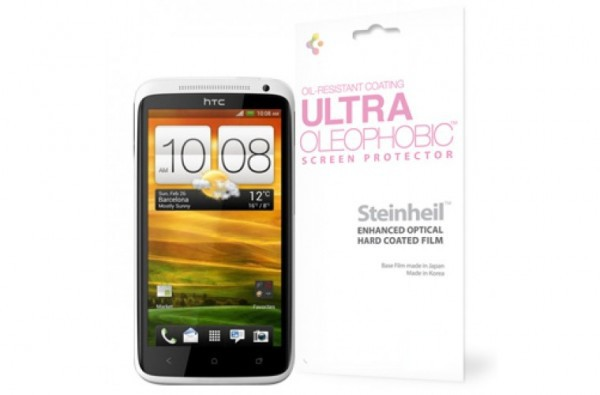 Купить Защитная пленка SGP Screen Protector Steinheil Ultra Series для HTC One X за 185 грн