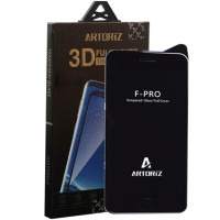 "Защитное 3D стекло Artoriz (full glue) для Apple iPhone 7 / 8 / SE (2020) (4.7"")"