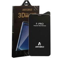Защитное 3D стекло Artoriz (full glue) для Apple iPhone X / XS / 11 Pro
