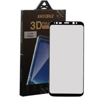 Защитное 3D стекло Artoriz (full glue) для Samsung G955 Galaxy S8 Plus