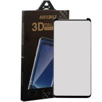 Защитное 3D стекло Artoriz (full glue) для Samsung Galaxy S9+