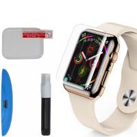 Захисне 3D скло Mocolo з УФ лампою для Аксессуары для Apple Watch