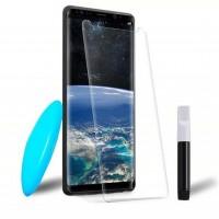Купить Защитное 3D стекло Mocolo с УФ лампой для Samsung Galaxy S9
