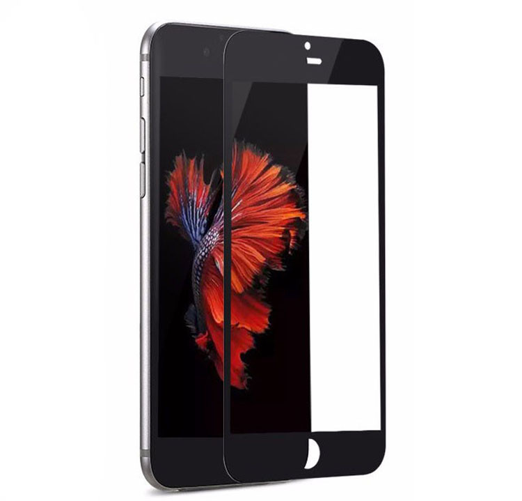 "Защитное 3D стекло Totu для Apple iPhone 6/6s plus (5.5"") / 7 plus/8 plus (5.5"")"