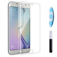 Защитное 3D стекло UV для Samsung G935F Galaxy S7 Edge