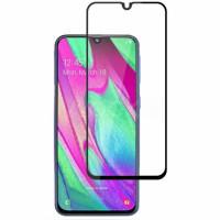 Захисне кольорове 3D 9H скло Mocolo (full glue) для Samsung Galaxy A40 (A405F)