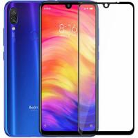 Защитное цветное 3D 9H стекло Mocolo (full glue) для Xiaomi Redmi 7
