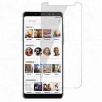 Захисне кольорове 3D скло Mocolo для Samsung Galaxy A8+ (2018) (A730)