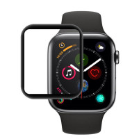 Захисне кольорове 3D скло Mocolo (full glue) для Аксессуары для Apple Watch