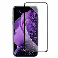 Защитное цветное 3D стекло Mocoson (full glue) для Apple iPhone XS Max / 11 Pro Max