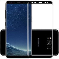 Захисне кольорове 3D скло Mocoson (full glue) для Samsung Galaxy S8 (G950)
