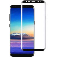 Захисне кольорове 3D скло Mocoson (full glue) для Samsung Galaxy S8 Plus (G955)