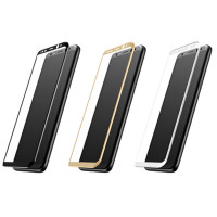 Купить Защитное цветное стекло Baseus 0.2mm Anti-bluelight Tempered Glass для Apple iPhone X (5.8 )/XS 5.8