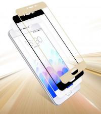 Защитное цветное стекло Mocolo (CP+) на весь экран для Meizu M6