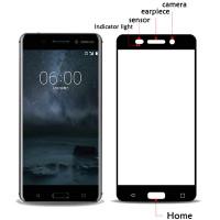 Защитное цветное стекло Mocolo (CP+) на весь экран для Nokia 5