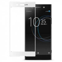 Защитное цветное стекло Mocolo (CP+) на весь экран для Sony Xperia XZ1 / XZ1 Dual