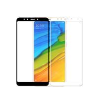 Защитное цветное стекло Mocolo (CP+) на весь экран для Xiaomi Redmi 5