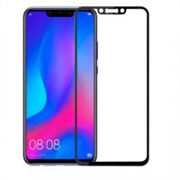 Защитное цветное стекло Mocolo (full glue) на весь экран  для Huawei Nova 3i