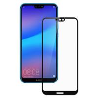 Защитное стекло Mocolo (full glue) для Huawei P20 Lite