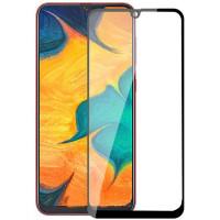 Защитное цветное стекло Mocolo (full glue) на весь экран для Samsung Galaxy A70 (A705F)