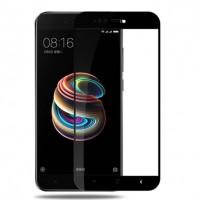 Защитное цветное стекло Mocolo (full glue) на весь экран для Xiaomi Mi 5X / Mi A1