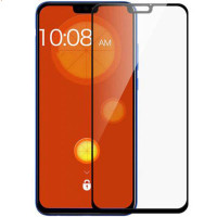 Захисне кольорове скло Mocoson 5D (full glue) для Huawei Honor 8X