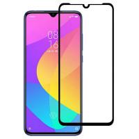 Защитное цветное стекло Mocoson 5D (full glue) для Xiaomi Mi A3