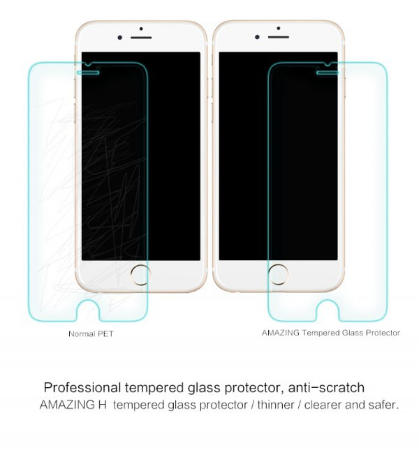 Фото Защитное стекло Nillkin Anti-Explosion Glass (H) для Apple iPhone 6/6s (4.7