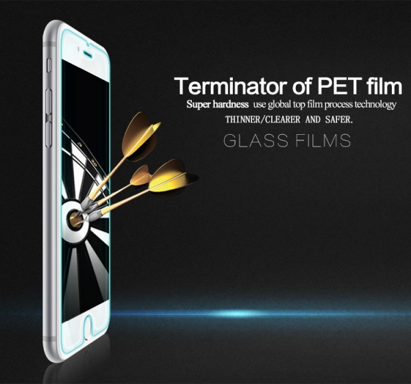Защитное стекло Nillkin Anti-Explosion Glass Screen (H+) для Apple iPhone 6 plus (5.5