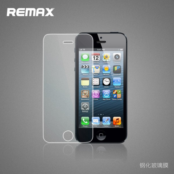 Защитное стекло Remax Tempered Glass Series для Apple iPhone 5/5S/5C