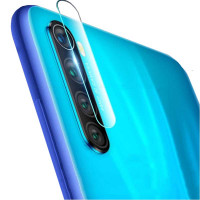 Защитное стекло 0.2mm на заднюю камеру для Xiaomi Redmi Note 8 / Note 8T