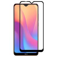 Защитное стекло XD+ (full glue) (тех.пак) для Xiaomi Redmi 8 / 8a