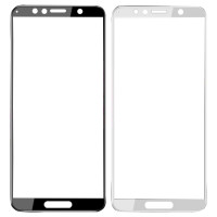 Купить Защитное стекло 2.5D CP+ (full glue) для Huawei Y7 (2018), Epik