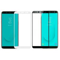 Защитное стекло 2.5D CP+ (full glue) для Samsung J600F Galaxy J6 (2018)