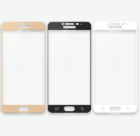 Купить Защитное стекло 3D Full Cover для Samsung G610F Galaxy J7 Prime (2016), KMC
